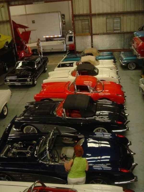 1364 1 - Garagem GM