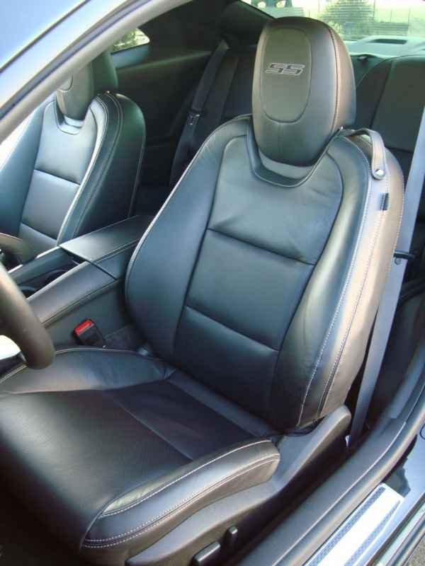 13686 - Camaro SS V8 406cv 2011