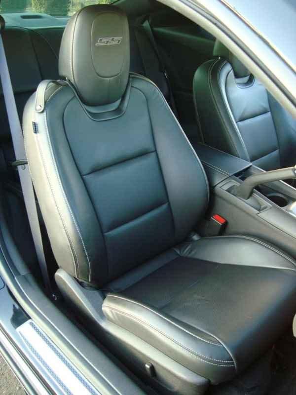 13687 - Camaro SS V8 406cv 2011