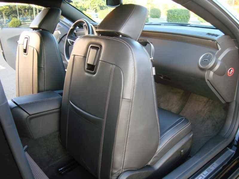 13689 - Camaro SS V8 406cv 2011