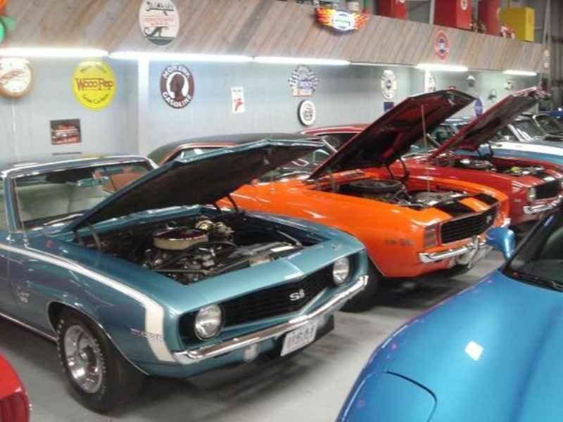 1369 1 - Garagem GM