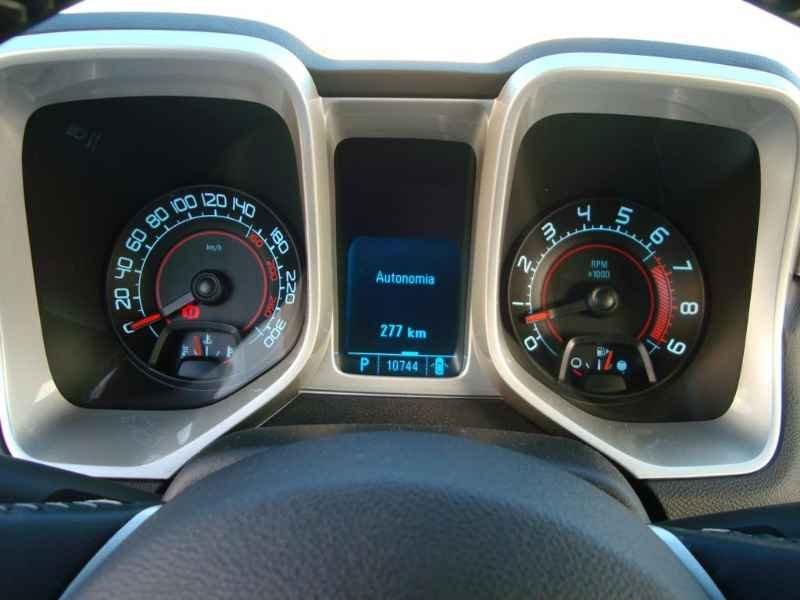 13697 - Camaro SS V8 406cv 2011
