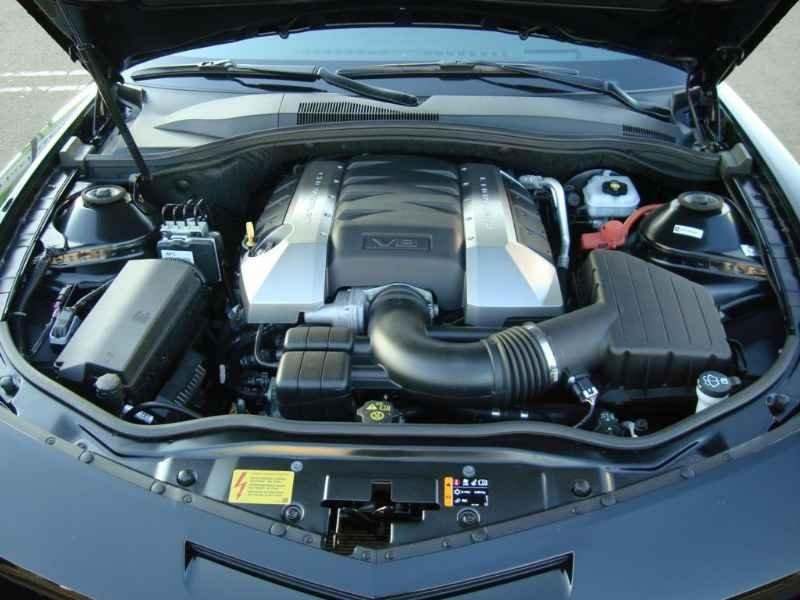 13711 - Camaro SS V8 406cv 2011
