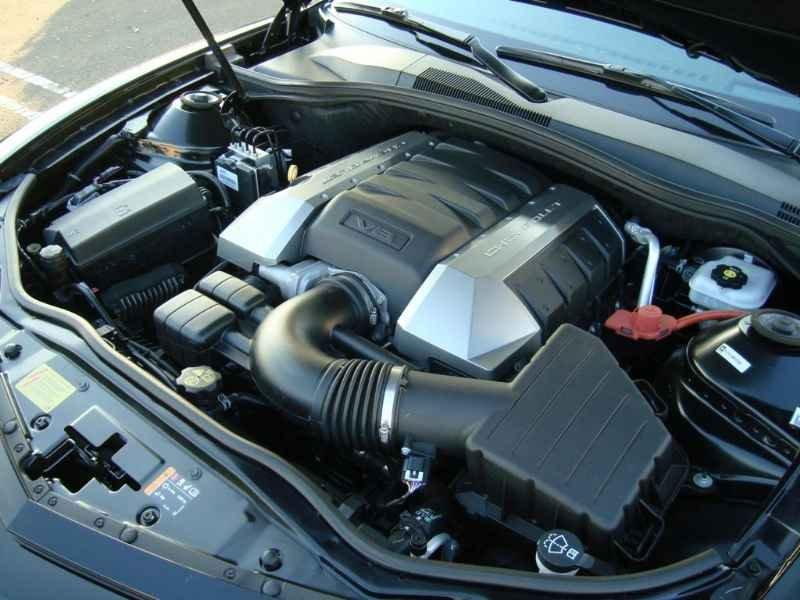 13713 - Camaro SS V8 406cv 2011