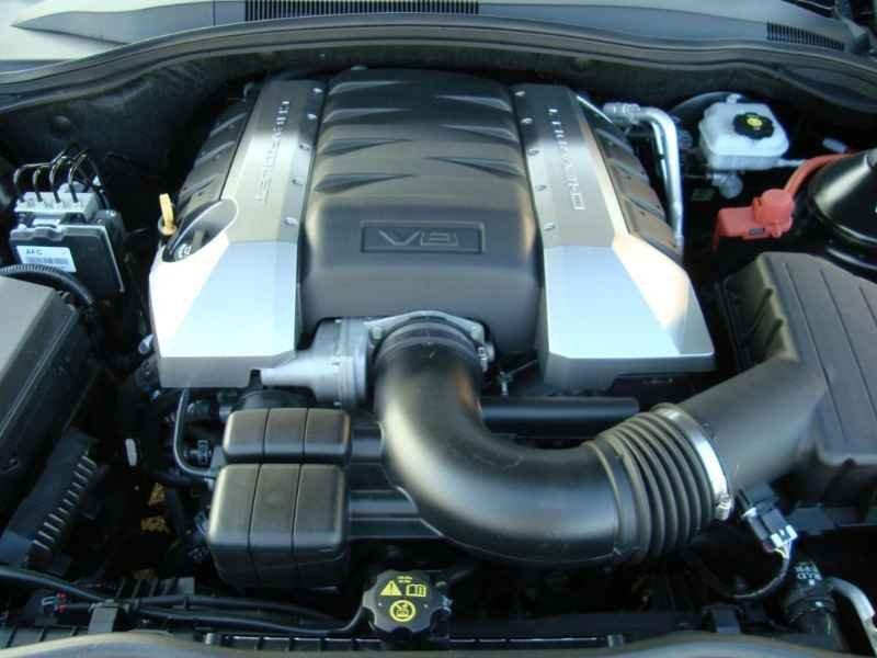13714 - Camaro SS V8 406cv 2011