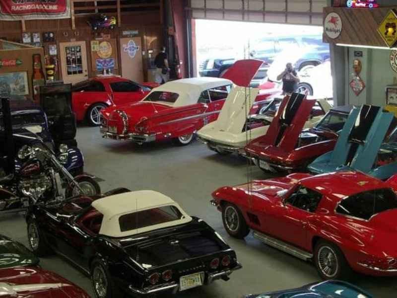 1372 1 - Garagem GM