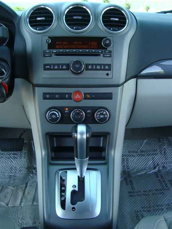 13958 - Captiva AWD 2008