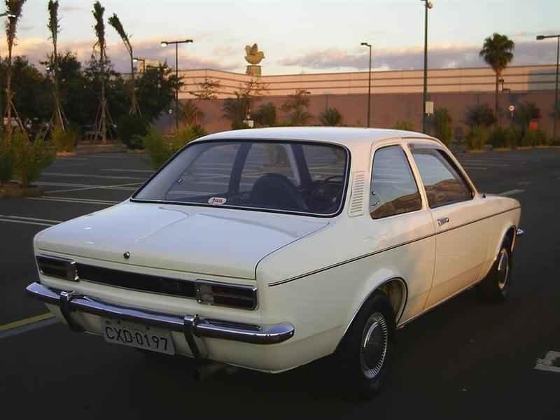 13995 - Chevette 1977