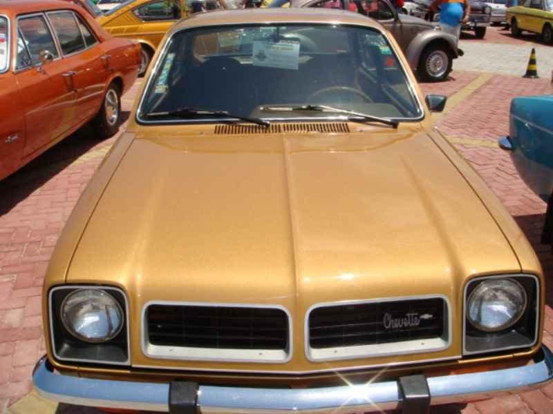 14044 - Chevette SL 1979 33.000km