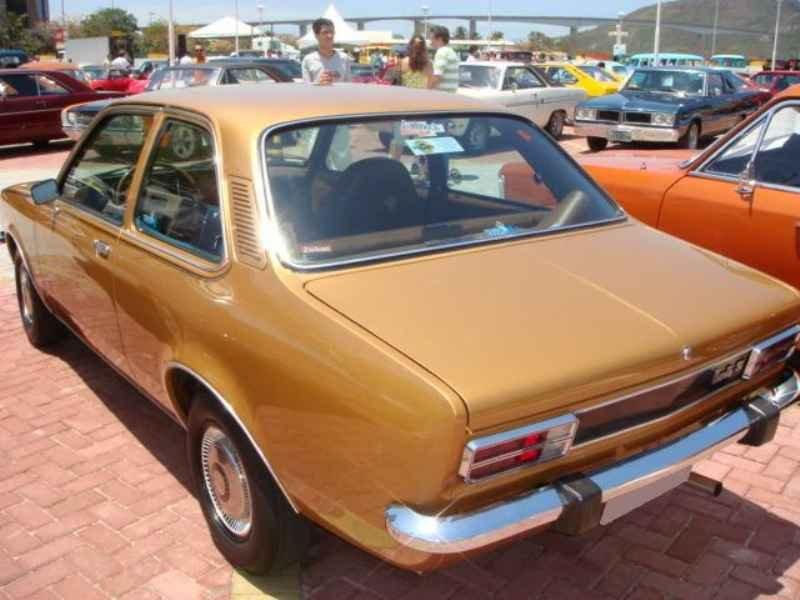 14045 - Chevette SL 1979 33.000km