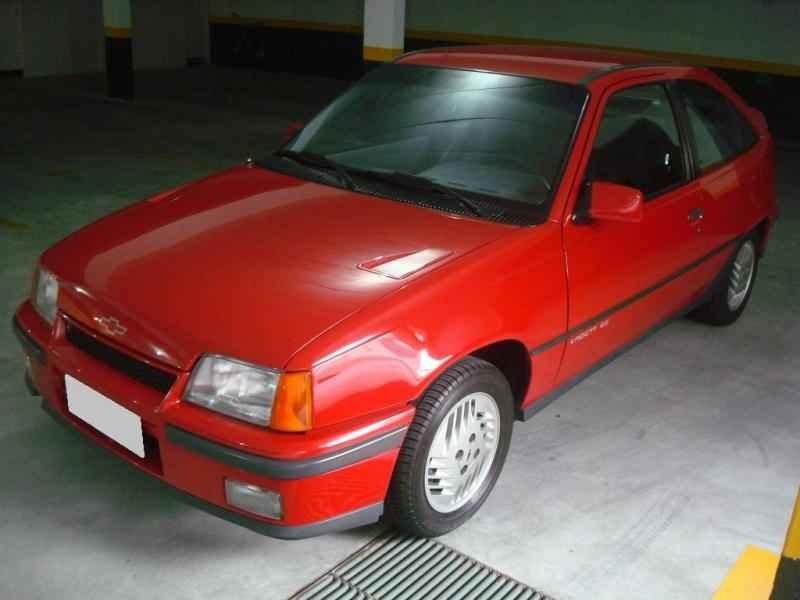 14072 - Kadett GS 1989 34.000km