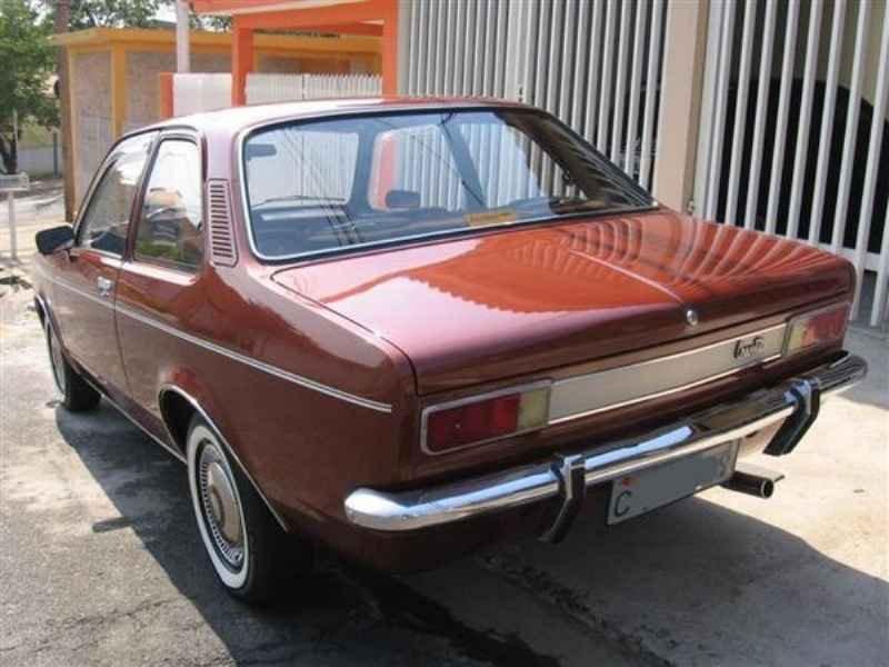 14353 - Chevette SL 1977