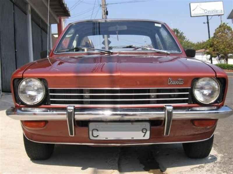 14354 - Chevette SL 1977