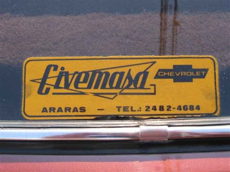 14367 - Chevette SL 1977