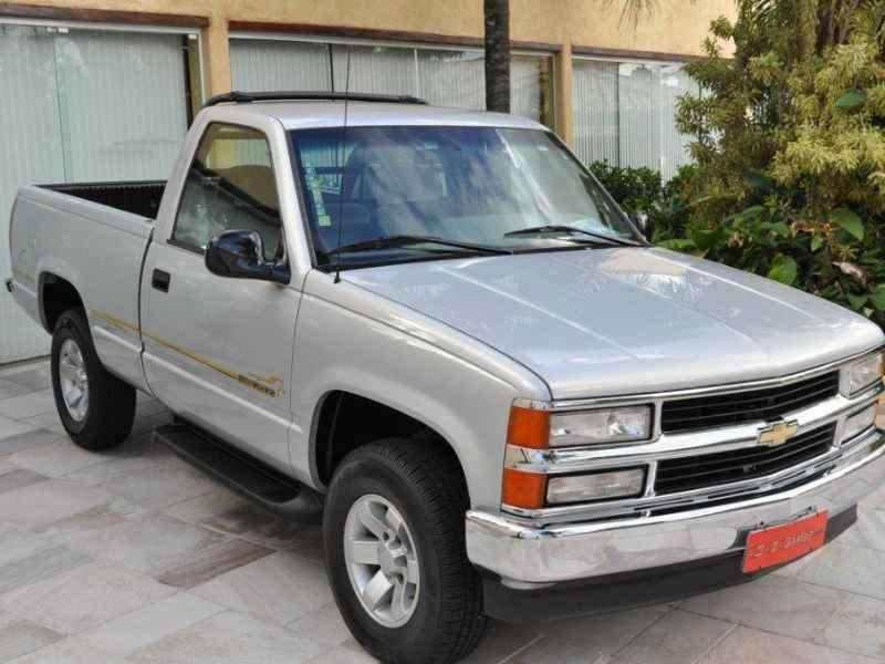 14636 - Silverado 2001 12.000km
