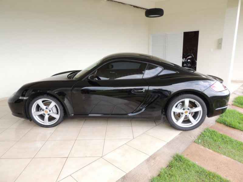14657 - Cayman 2.7 6cc 2008