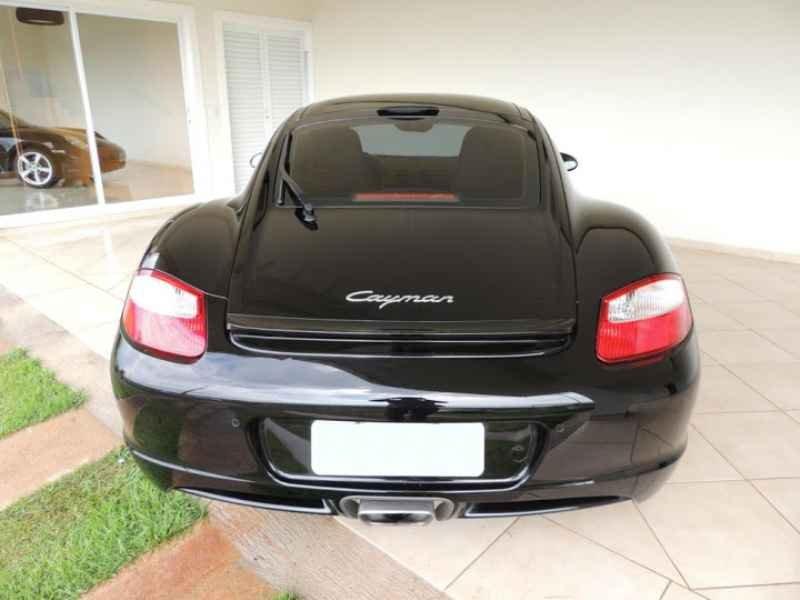 14660 - Cayman 2.7 6cc 2008