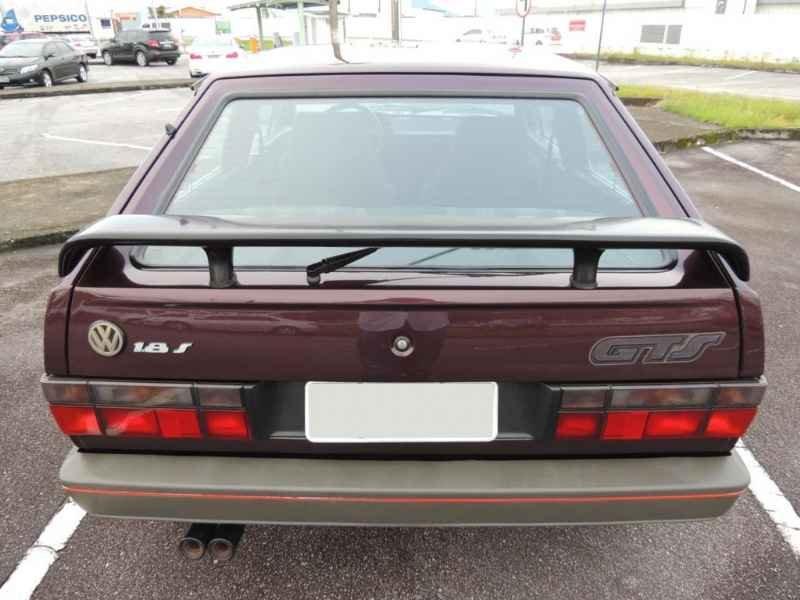 14814 - Gol GTS 1993