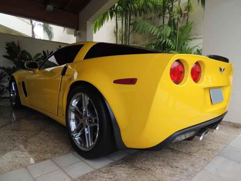 14925 - Corvette Z06 2008