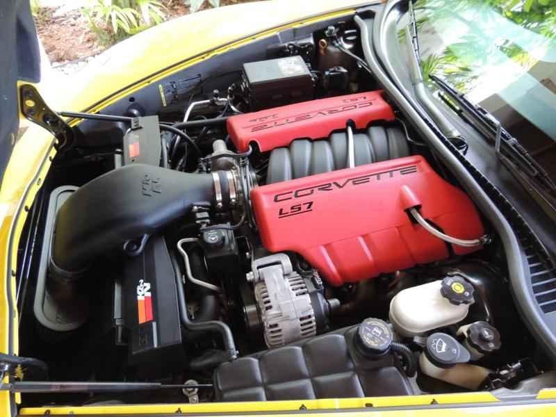 14946 - Corvette Z06 2008