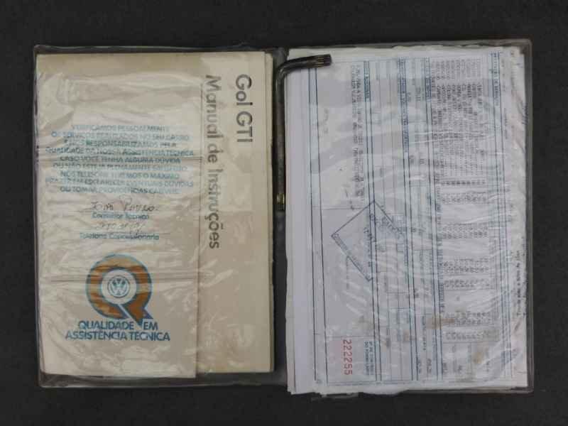 15312 - Gol GTI 1989 Sandro