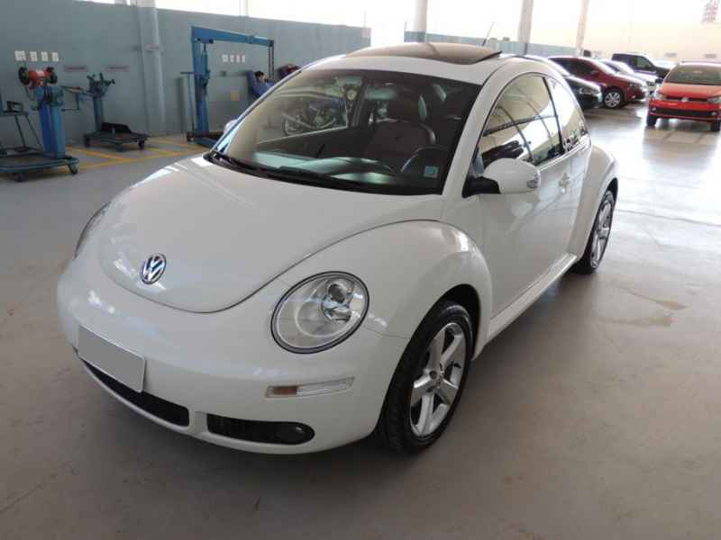 15389 - New Beetle 2009 8.000km