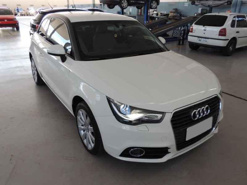 15480 - Audi A1 2011 9.900km