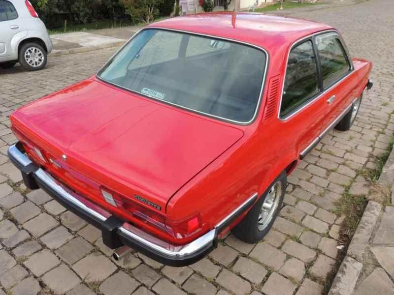 15682 - Chevette 1980 - 7.000km