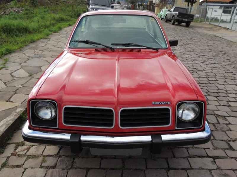 15683 - Chevette 1980 - 7.000km
