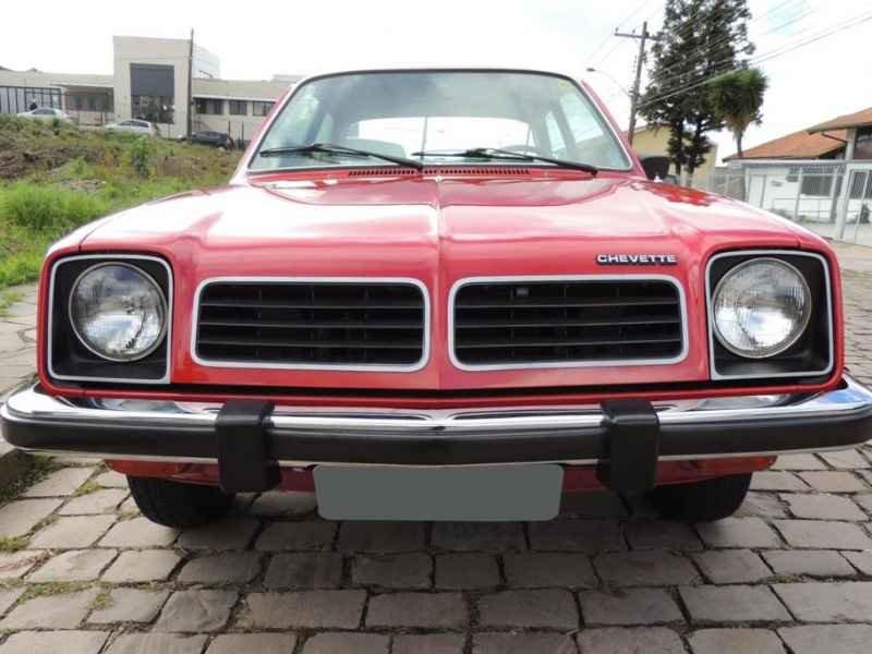 15684 - Chevette 1980 - 7.000km