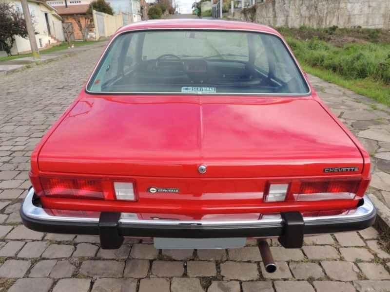 15685 - Chevette 1980 - 7.000km