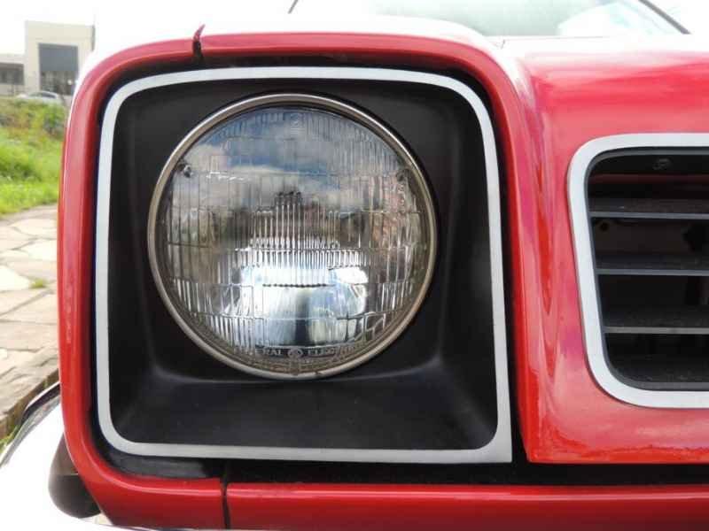 15691 - Chevette 1980 - 7.000km