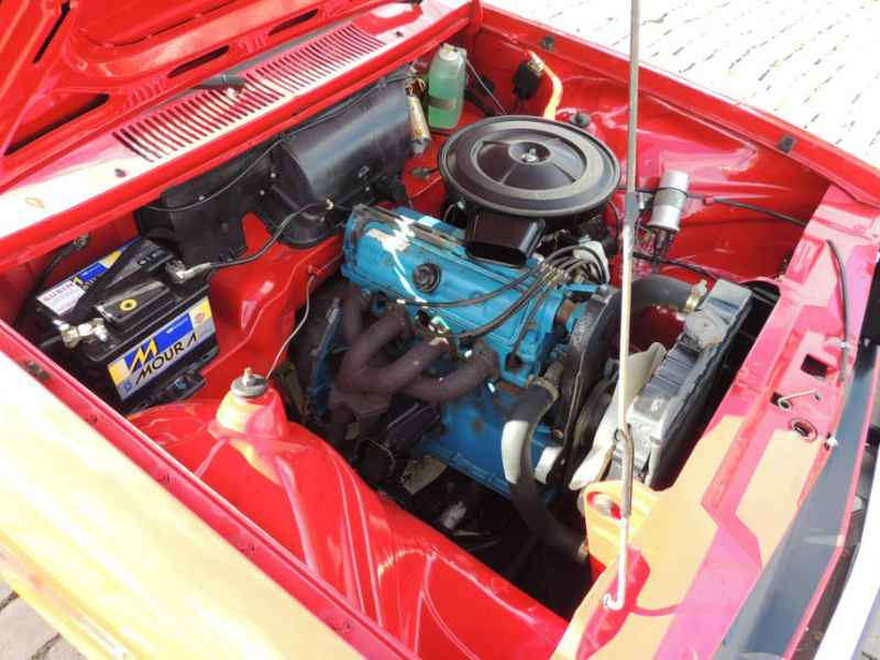 15707 - Chevette 1980 - 7.000km
