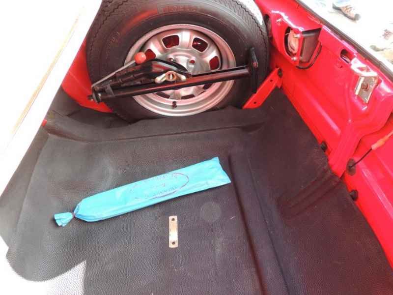 15713 - Chevette 1980 - 7.000km
