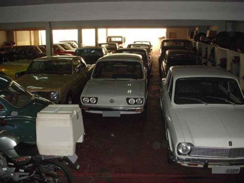 1576 1 - Garagem Maringá