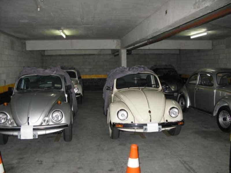 1608 1 - Garagem VW Fusca e Kombi