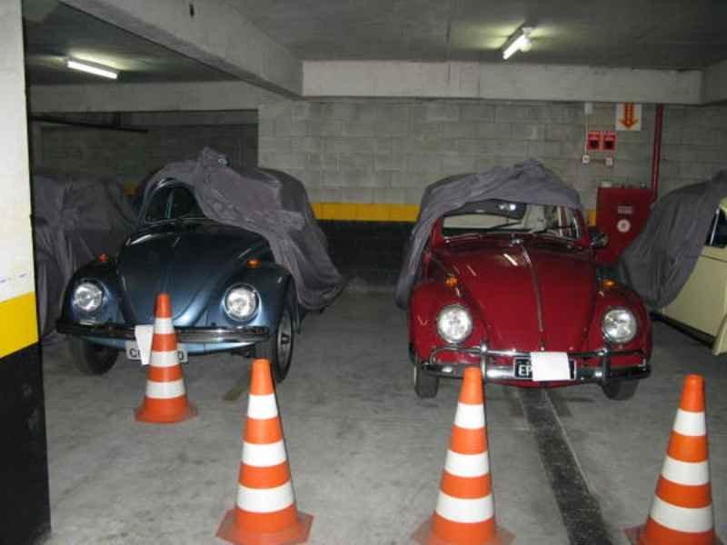 1609 1 - Garagem VW Fusca e Kombi