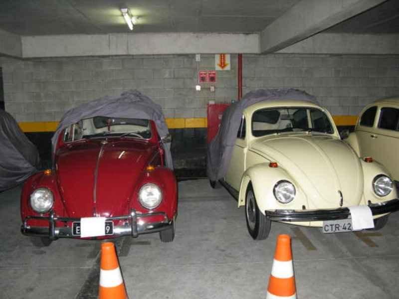 1610 1 - Garagem VW Fusca e Kombi