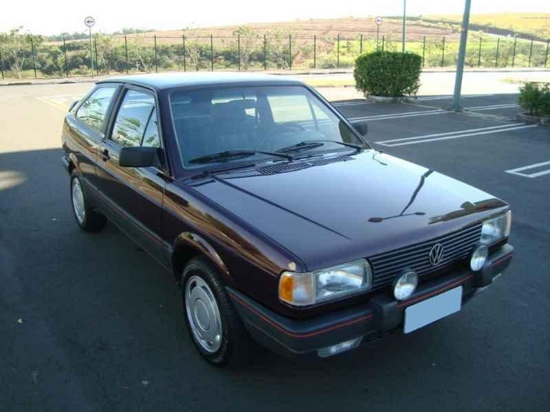 16120 - Gol GTS 1.8 1993