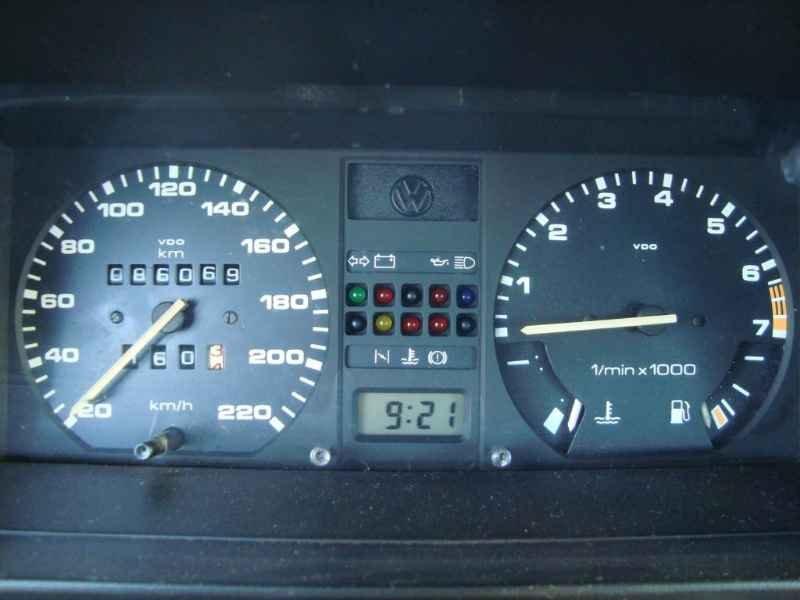 16158 - Gol GTS 1.8 1993