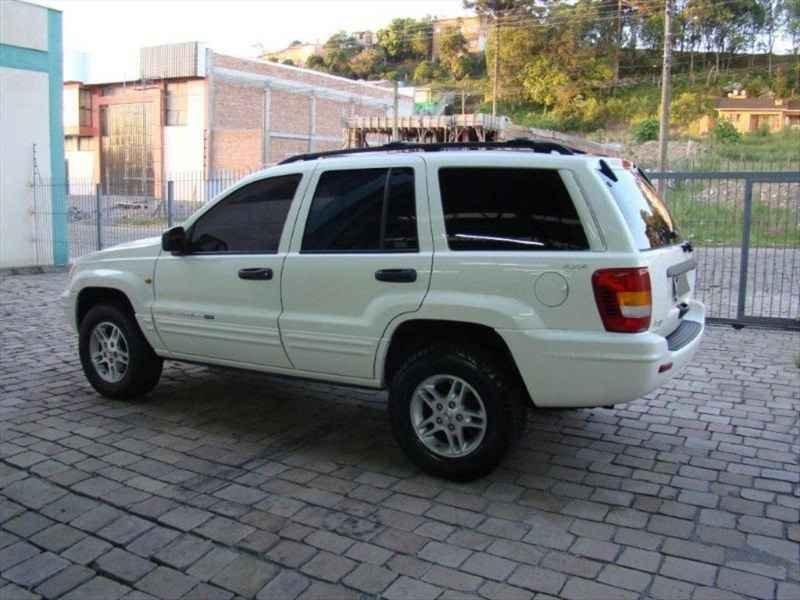 16231 - Grand Cherokee Limited 2000