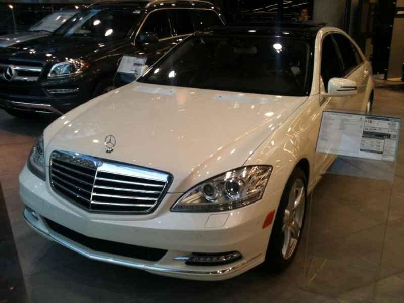1647 - Mercedes Benz   Linha 2013