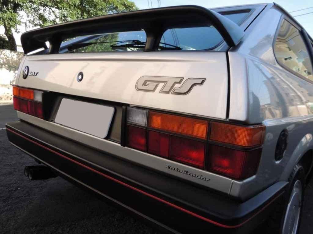 17076 - Gol GTS 1992 20.000km