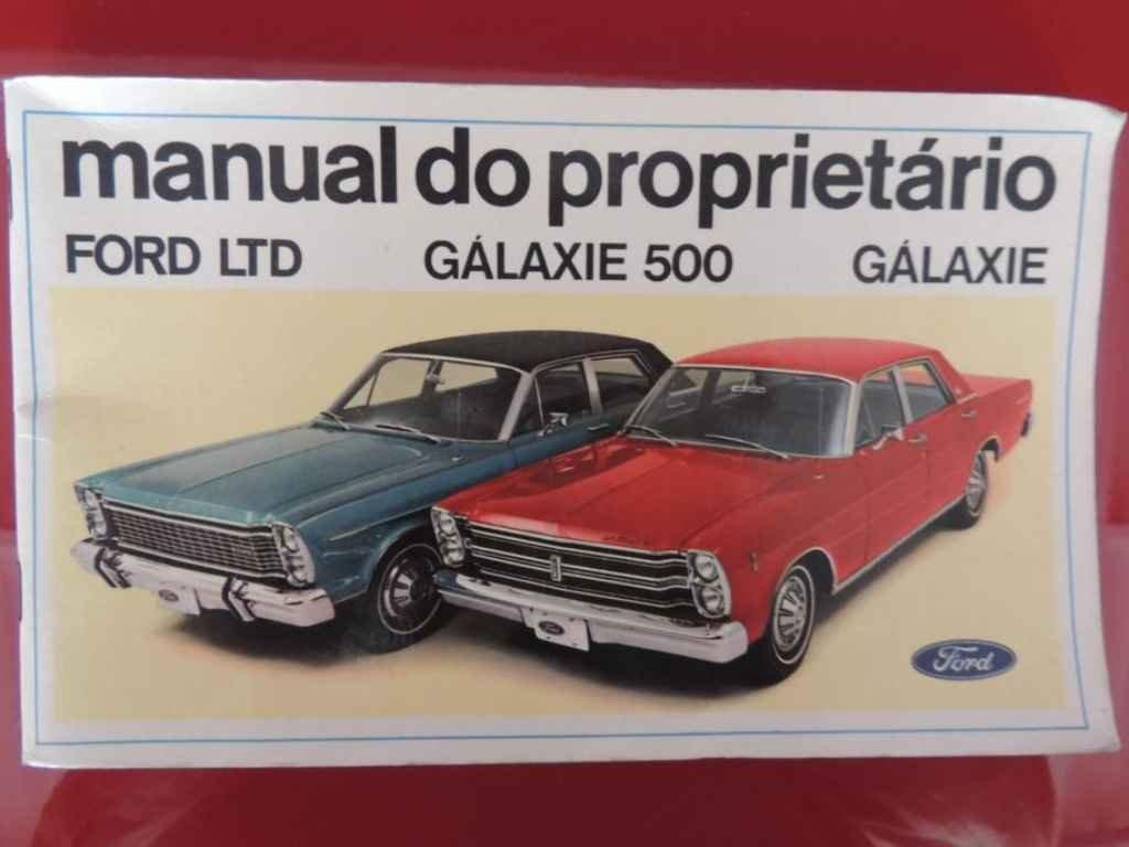 17495 - Ford LTD 49.000km Originais