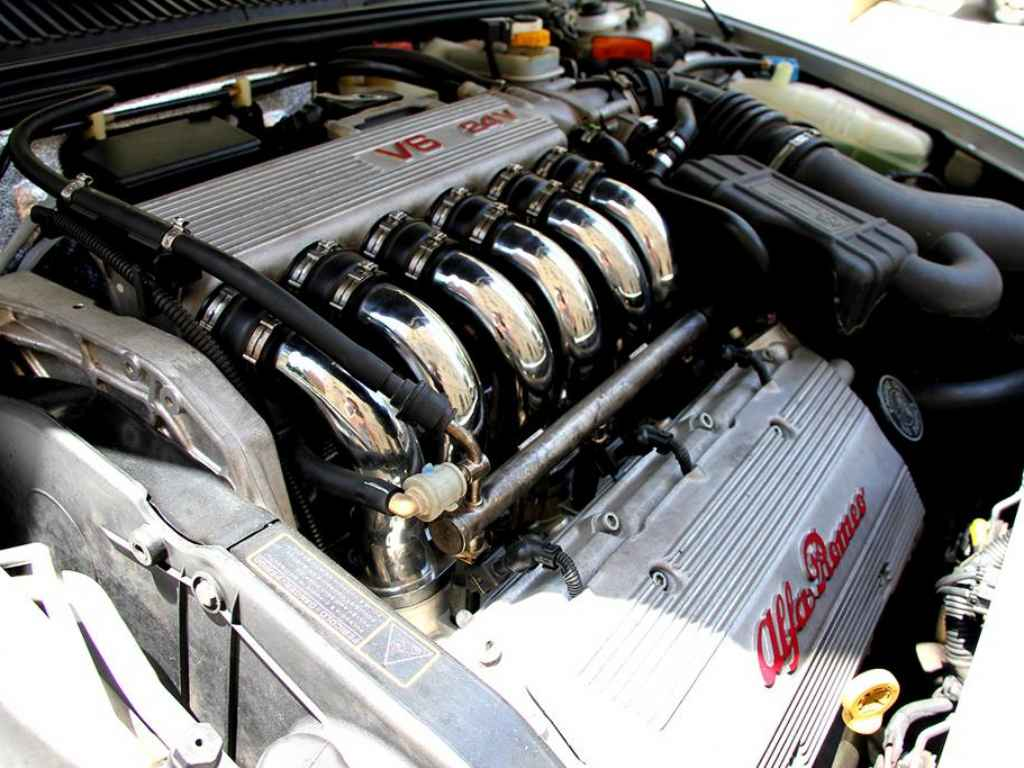 17837 - Alfa Romeo 156 V6