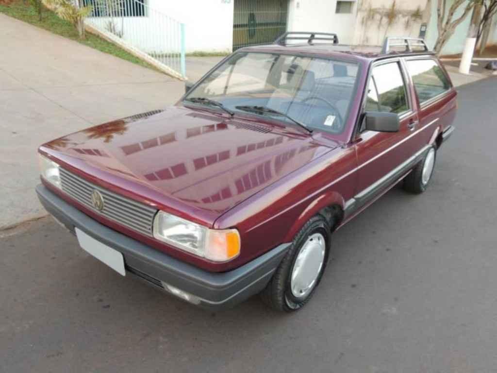 18086 - PARATI GL 1.8 1993