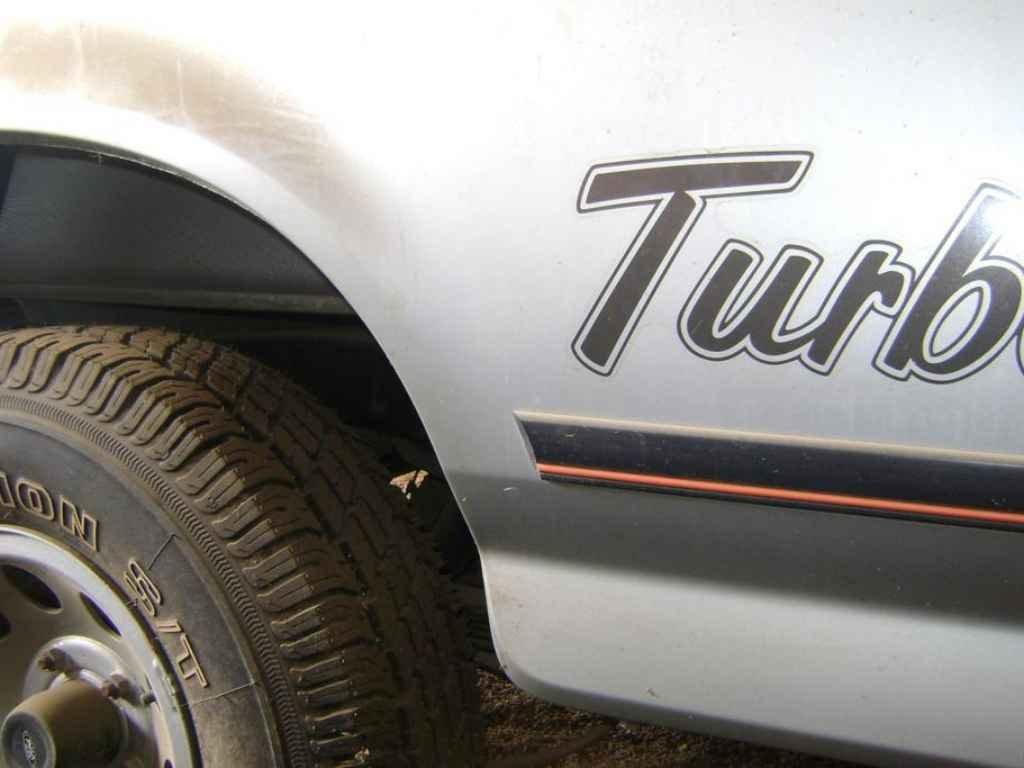 18358 - F-1000 Turbo 4x2 1994 2.000km