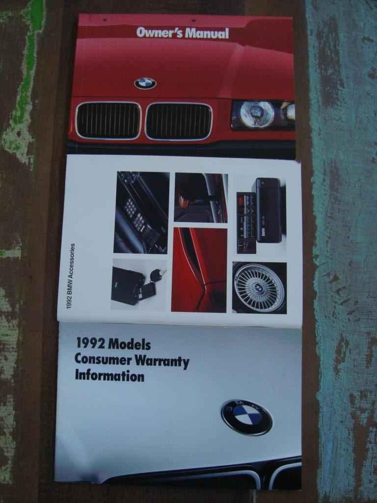 18925 - BMW 325i 1992 23.000 milhas