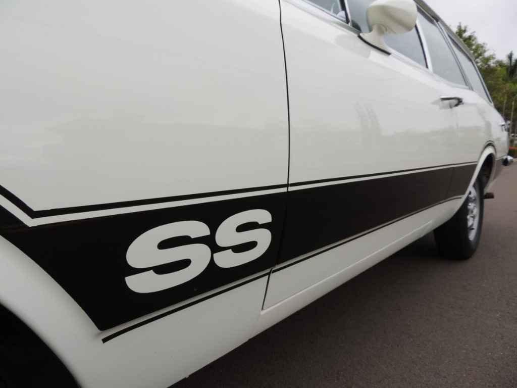 18996 - Caravan SS 1978 - 19.000km Originalíssimos