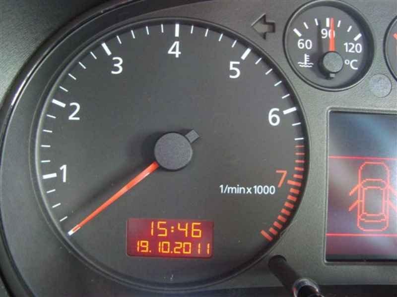 1919 1 - Audi A3 1.8 2005 1.600km